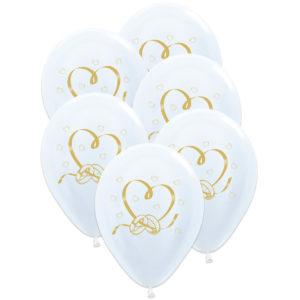 Ballong Bröllop 6 st