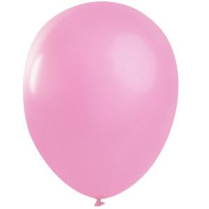 Ballong lösvikt Rosa