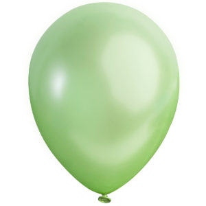 Ballong lösvikt satin Grön