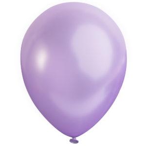 Ballong lösvikt satin Lila