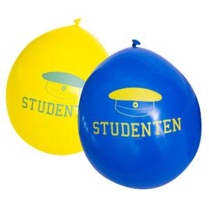 Ballong student 23 cm