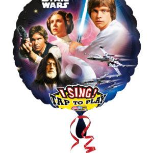 Folieballong Star Wars sjungande