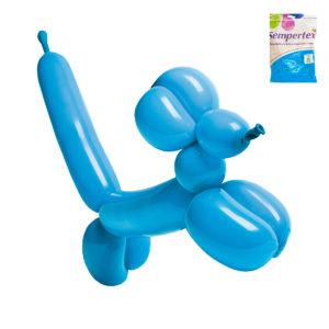 Mod ballonger op 100/påse-Blå