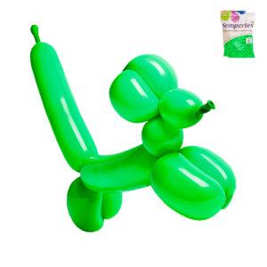 Mod ballonger op 100/påse-Grön