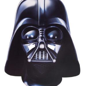 Pappmask Darth Vader