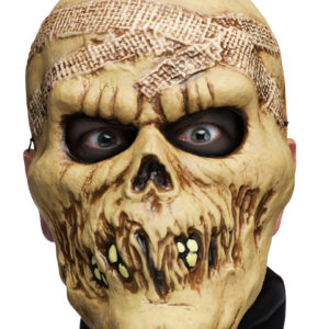 Plastmask Skelett