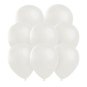 Vita ballonger 25 st