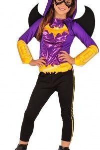 Barndräkt Batgirl