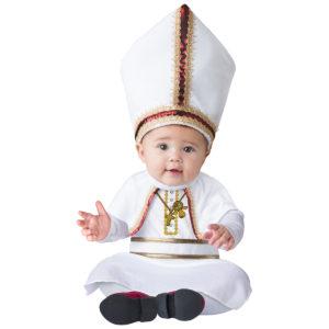 Barndräkt Påven-13-18 månader