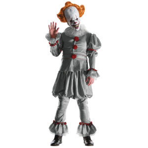 Dräkt Pennywise IT-XL