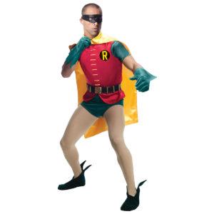 Dräkt Robin Classic Batman-XL