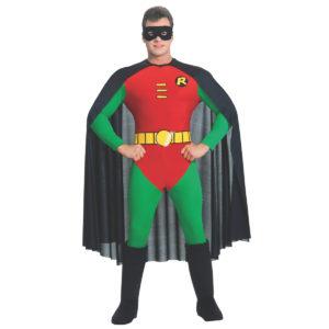 Dräkt Robin Teen Titans-M