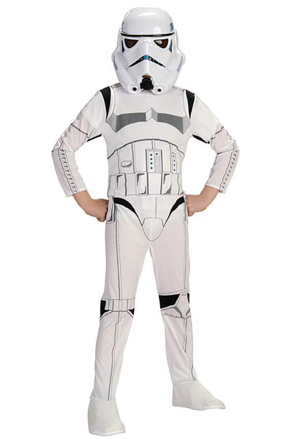 Dräkt Stormtrooper barn L