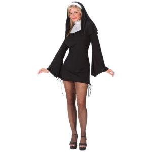Dräkt sexig nunna