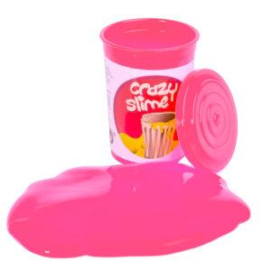 Slime Crazy Rosa