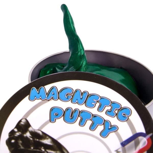 Slime Magnetisk grön
