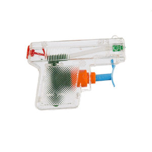 Vattenpistol mini -Vit