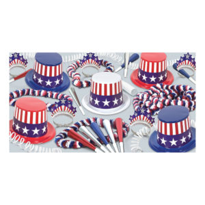 4th of July Partykit - 10-pack