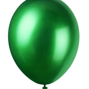 50 pack Ballonger Mörkgröna Metallic