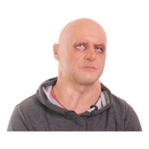 Agent 000 Greyland Film Mask - One size