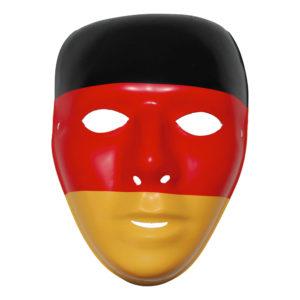 Ansiktsmask Tyskland - One size