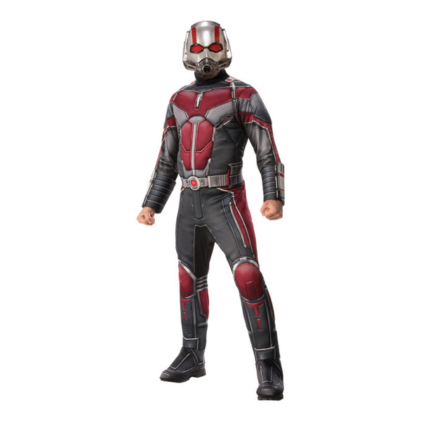 Ant-Man Movie Deluxe Maskeraddräkt - Standard