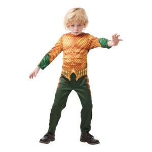 Aquaman Barn Budget Maskeraddräkt - Small