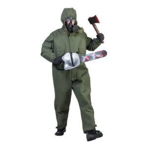 Armé Skyddsoverall Maskeraddräkt - Medium