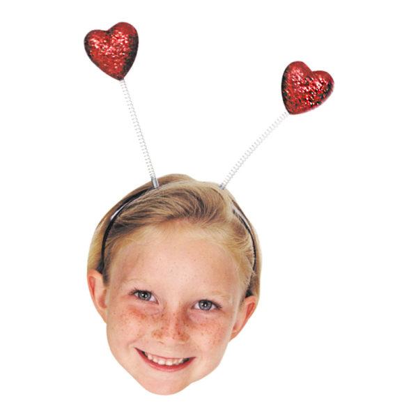 Arnehjärtan Röda - One size