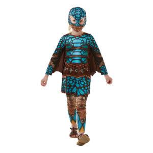 Astrid Battlesuit Barn Maskeraddräkt - Medium