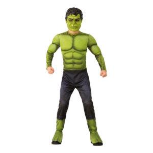Avengers Hulken Barn Maskeraddräkt - Medium