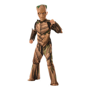 Avengers Infinity Wars Groot Teen Maskeraddräkt - Small