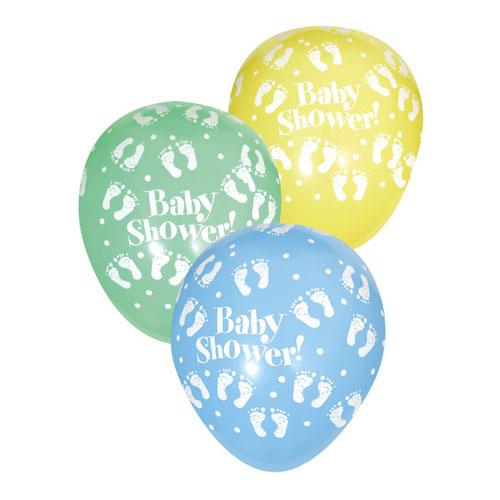 Ballonger Babyshower - 6-pack