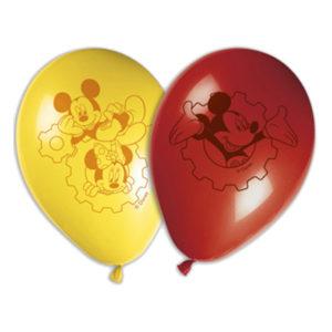 Ballonger Musse och Mimmi - 8-pack