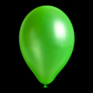 Ballonger Neongröna - 25-pack