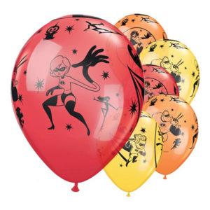 Ballonger The Incredibles - 25-pack