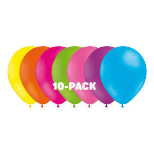 Ballongkombo Påsk - 10-pack