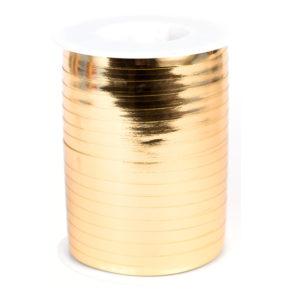 Ballongsnöre Metallic Guld - 500m * 4,8mm