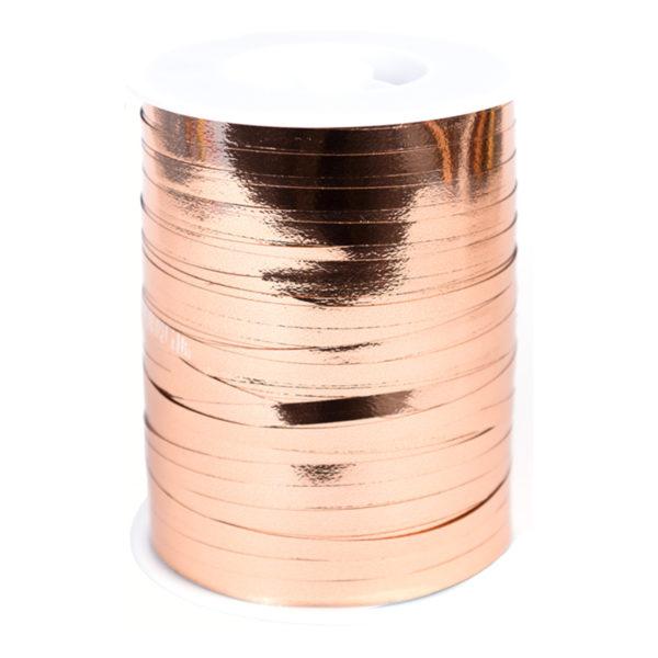 Ballongsnöre Metallic Roséguld - 500m * 4,8mm