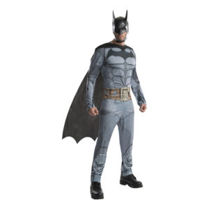 Batman Arkham Maskeraddräkt - Medium