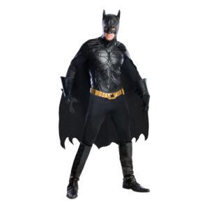 Batman Deluxe Maskeraddräkt - Large