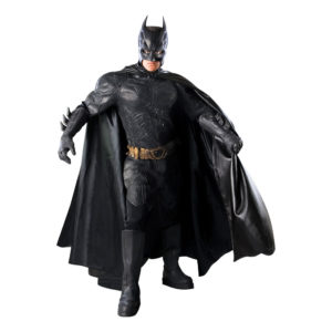 Batman Super Deluxe Maskeraddräkt - Medium