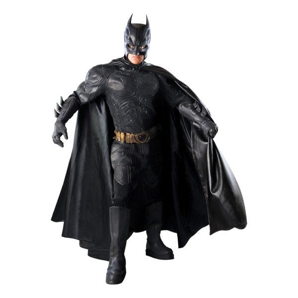 Batman Super Deluxe Maskeraddräkt - Medium