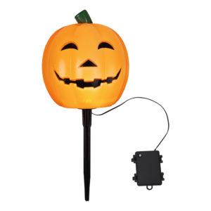 Batteridriven Halloweenpumpa för Trädgården