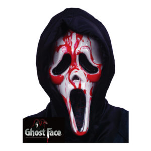 Blodig Scream Mask - One size