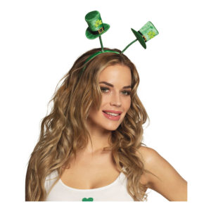 Boppers St Patricks Day Hattar - One size