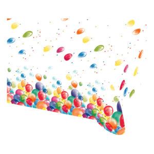 Bordsduk med Ballonger