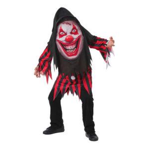Clown Mad Creeper Barn Maskeraddräkt - Medium