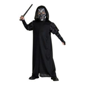 Dödsätare Barn Maskeraddräkt - Small