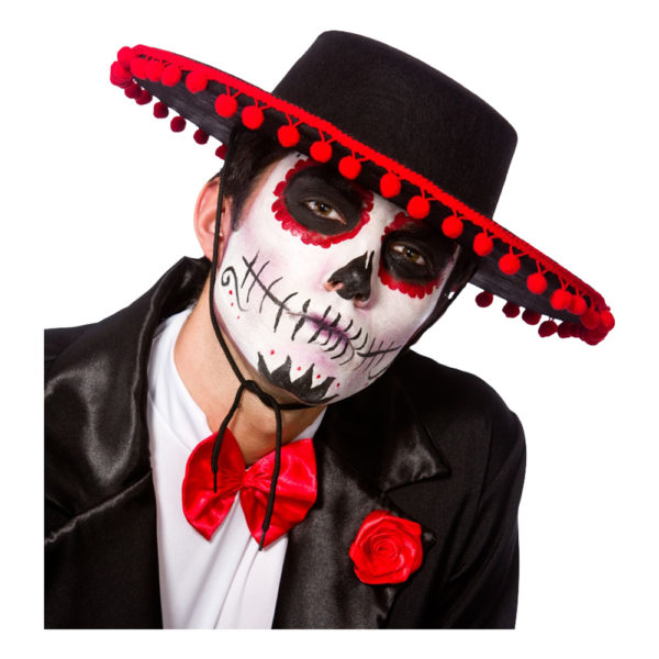 Day of the Dead Senor Hatt - One size
